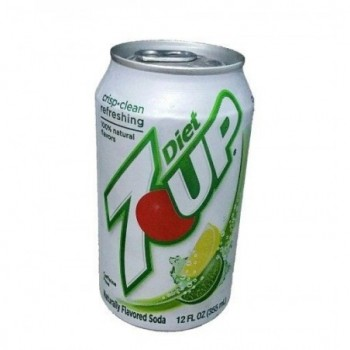 Sugarfree 7-up - (Can)
