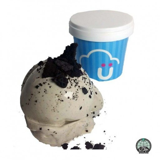 Sugalight Cookie Monster 100ml cup (Halal)