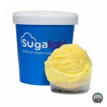 Sugalight Banana Sorbet 100ml cup