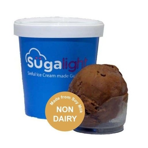 Sugalight Cappuccino 100ml cup