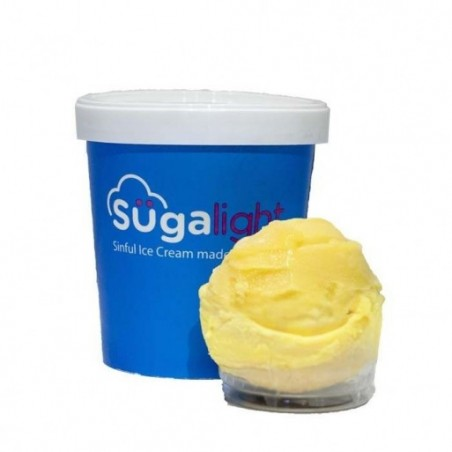 Sugalight Strawberry Froyo 100ml cup