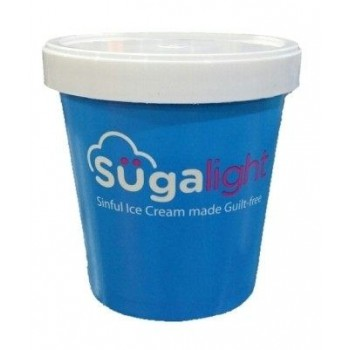 Sugalight Strawberry Yuzu Froyo 100ml cup