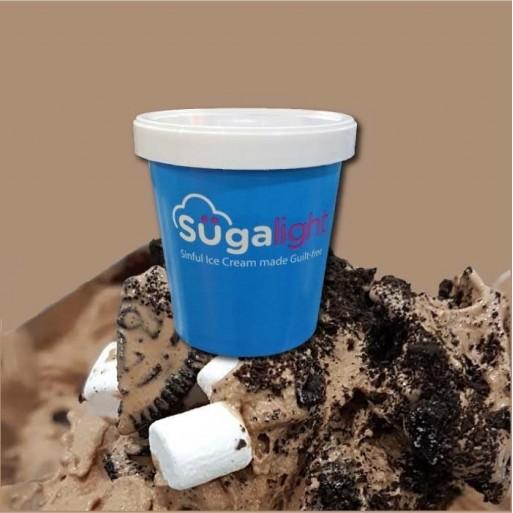 Sugalight Soy Vanilla Pint (Non-dairy, Halal)