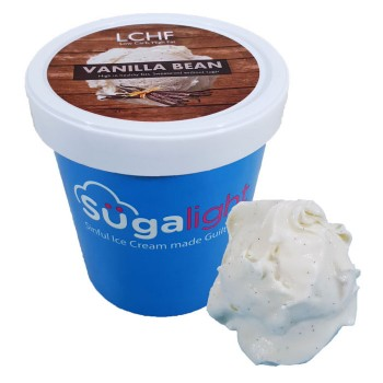 Sugalight LCHF Vanilla Bean...