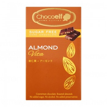 Chocoelf Sugar-Free Almond...