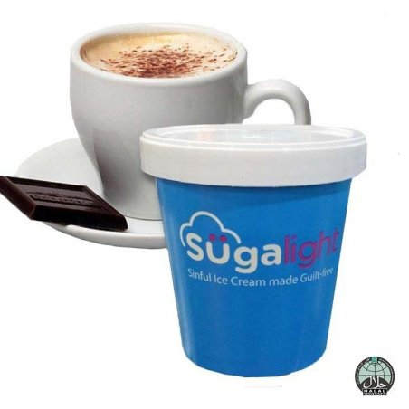 Sugalight Cappuccino Pint (Halal)