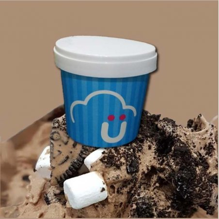 Sugalight Rocky Chocolate 100ml cup