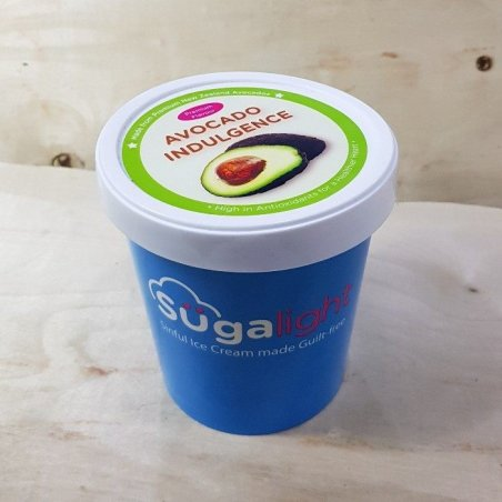 Sugalight Avocado Indulgence Pint (Halal)