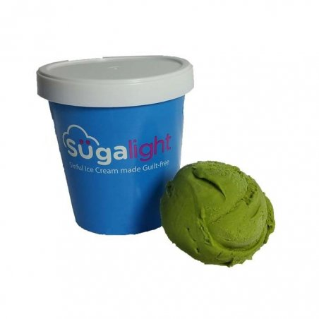 Sugalight Matcha Green Tea Pint