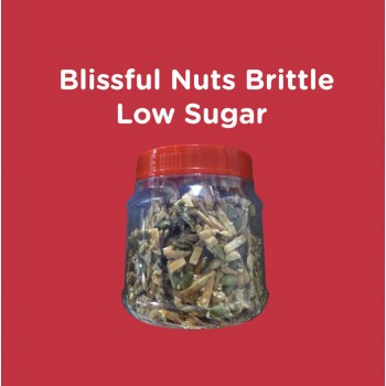 Blissful Nut Brittle...