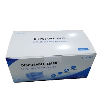 3 Ply Disposable Face Mask...