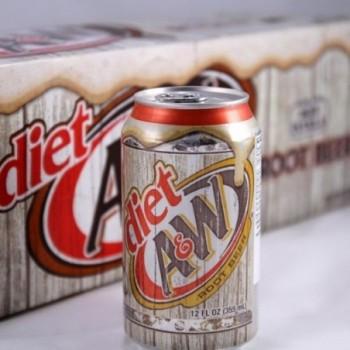 Sugarfree A&W Root Beer...