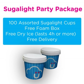 Sugalight Party Package for...